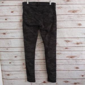 Hudson Jeans Jeans - Hudson Nico Charcoal Camo Skinny Jeans 28
